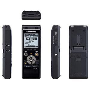 オリンパス ICレコーダー Voice-Trek (ピアノブラック) V-863 BLK
