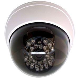 オルタプラス ドーム型ダミーカメラ DD-128 - 拡大画像