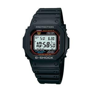 カシオ計算機 G-SHOCK ソーラー電波時計 GW-M5600 Series (樹脂バンド) GW-M5610-1JF