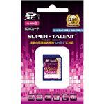 SUPERTALENT UHS-I SDXCメモリーカード 256GB Class10 ST56SU1P