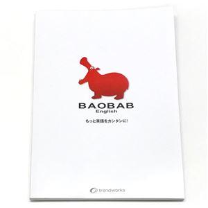 トレンドワークス 英会話学習教材 BAOBAB English (バオバブ イングリッシュ) BE01