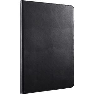 バッファロー 9.7インチiPad(2017年発表モデル)専用 スタンダードレザーケース ブラック BSIPD1709CLSBK