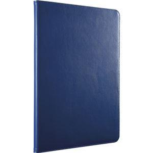 バッファロー 9.7インチiPad(2017年発表モデル)専用 スタンダードレザーケース ブルー BSIPD1709CLSBL