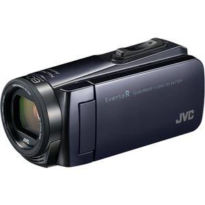 ビクター 32GBハイビジョンメモリームービー(アイスグレー) GZ-R470-H 商品画像