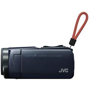 ビクター 32GBハイビジョンメモリームービー(アイスグレー) GZ-R470-H
