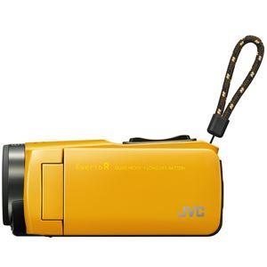 ビクター 32GBハイビジョンメモリームービー(マスタードイエロー) GZ-R470-Y