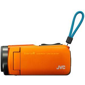 ビクター 64GBハイビジョンメモリームービー(サンライズオレンジ) GZ-RX670-D