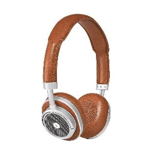 MASTER&DYNAMIC 密閉型Bluetoothヘッドホン MW50 SILVER/BROWN MW50S2-BRW