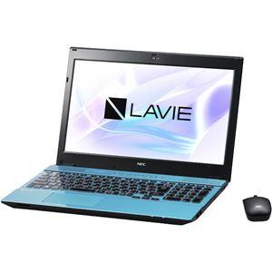 NECパーソナル LAVIE Note Standard - NS750/HAL クリスタルブルー PC-NS750HAL - 拡大画像