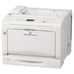 NEC A3カラーページプリンタ Color MultiWriter 9110C PR-L9110C