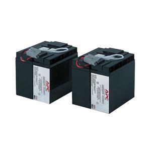 シュナイダーエレクトリック SUA2200JB/SUA3000JB 交換用バッテリキット RBC55J