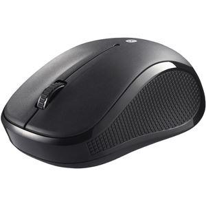 バッファロー(サプライ) Bluetooth3.0対応 IR LED光学式マウス 3ボタンタイプ ブラック BSMRB050BK - 拡大画像