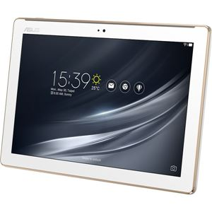 ASUS TeK ASUS ZenPad 10 (10.1インチ/LTEモデル) クラシックホワイト Z301MFL-WH16