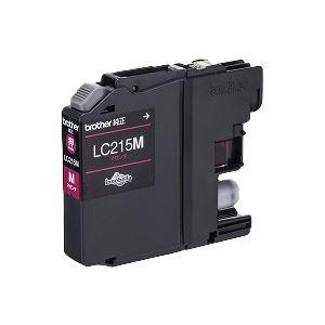 ブラザー工業 インクカートリッジ大容量タイプ (マゼンタ) LC215M