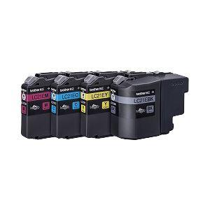ブラザー工業 インクカートリッジ大容量タイプ お徳用4色パック LC21E-4PK