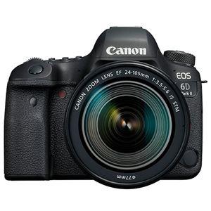 キヤノン デジタル一眼レフカメラ EOS 6D Mark II(WG)・EF24-105 IS STMレンズキット 1897C020 商品画像