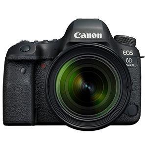 キヤノン デジタル一眼レフカメラ EOS 6D Mark II(WG)・EF24-70 F4L IS USMレンズキット 1897C014 商品画像