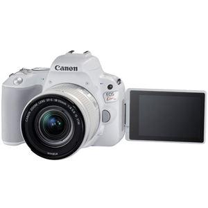 キヤノン デジタル一眼レフカメラ EOS Kiss X9 ホワイト(W)・EF-S18-55 F4 STMレンズキット 2251C001 商品写真3
