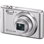 カシオ計算機 デジタルカメラ EXILIM EX-ZS240 シルバー EX-ZS240SR