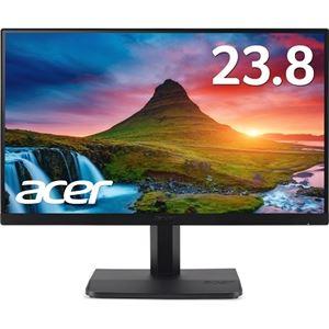 Acer 3年保証 23.8型ワイド液晶ディスプレイ ET241Ybmi(IPS/非光沢/1920x1080/250cd/100000000:1/4ms/HDMI1.4x1・ミニD-Sub15ピン/フリッカーレス/ブルーライトフィルター) ET241Ybmi