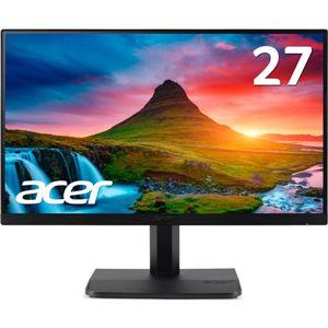 Acer 3年保証 27型ワイド液晶ディスプレイ ET271bmi(IPS/非光沢/1920x1080/300cd/100000000:1/4ms/HDMI1.4x1・ミニD-Sub15ピン/フリッカーレス/ブルーライトフィルター) ET271bmi