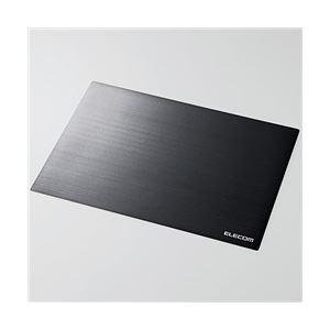エレコム 滑るっ!マウスパッド/A4サイズ/ブラック MP-119BK