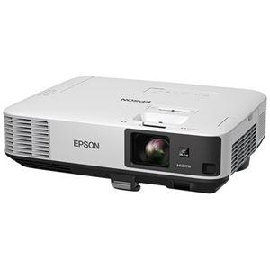 エプソン ビジネスプロジェクター/多機能パワーモデル/4200lm/XGA/約4.2kg EB-2040