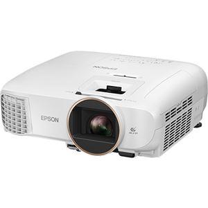 エプソン ホームプロジェクター/2500lm/フルHD/無線LAN内蔵/Bluetooth/スクリーンミラーリング/MHL/3D対応(3Dメガネ別売)/80型スクリーンセットモデル EH-TW5650S