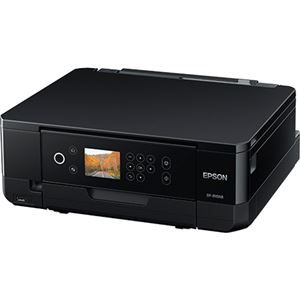 エプソン A4インクジェットプリンター/カラリオ/多機能モデル/6色染料/無線LAN/Wi-FiDirect/両面/2.7型液晶/ブラック EP-810AB