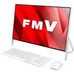 FUJITSU ESPRIMO FH52/B2 スノーホワイト FMVF52B2W