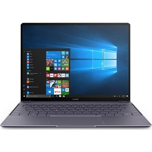 ファーウェイジャパン(PC) MateBook X/i5-8G-256G-Win10Pro/Grey/53019184 WW09BPI58S25NGR