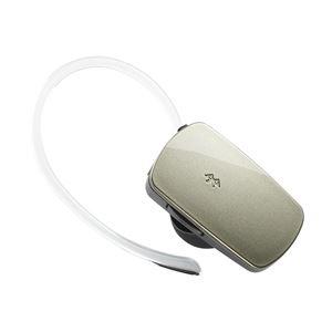 Logitec Bluetooth 3.0準拠音楽対応ミニヘッドセット/ゴールド LBT-MPHS400MGD