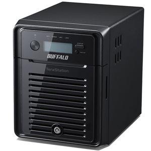 バッファロー Windows Storage Server 2016 Workgroup Edition搭載4ベイ NAS 16TB WS5400DN16W6
