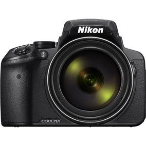 ニコン デジタルカメラ COOLPIX P900 ブラック COOLPIXP900BK 商品画像