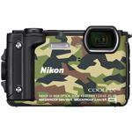 ニコン デジタルカメラ COOLPIX W300 カムフラージュ COOLPIXW300GR