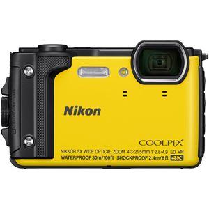 ニコン デジタルカメラ COOLPIX W300 イエロー COOLPIXW300YW