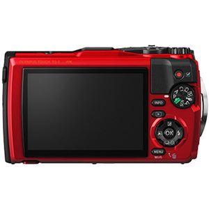 オリンパス Tough TG-5 レッド TG-5 RED 商品写真2