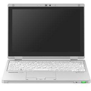 パナソニック Let's note RZ6 法人(Corei5-7Y57vPro/8GB/SSD256GB/W10P64/10.1WUXGA) CF-RZ6RDRVS
