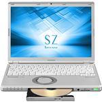 パナソニック Let's note SZ6 DIS専用モデル(Corei5-7200U/8GB/SSD128GB/SMD/W10P64/12.1WUXGA/電池S/Office) CF-SZ6HMEVS