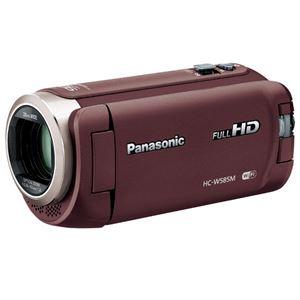 パナソニック(家電) デジタルハイビジョンビデオカメラ (ブラウン) HC-W585M-T 商品画像