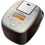 パナソニック(家電) 可変圧力IHジャー炊飯器 1.0L (ブラウン) SR-PA107-T