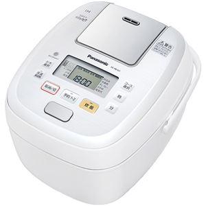 パナソニック(家電) 可変圧力IHジャー炊飯器 1.0L (ホワイト) SR-PB107-W