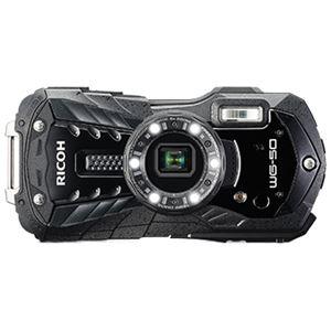 リコーイメージング 防水デジタルカメラ WG-50 (ブラック) WG-50BK - 拡大画像
