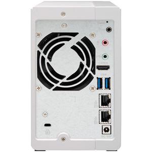 QNAP TS-251A 単体モデル メモリ 2GB TS-251A
