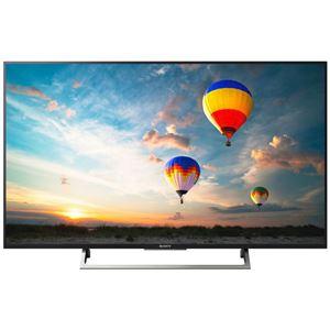 SONY 地上・BS・110度CSデジタルハイビジョン液晶テレビ BRAVIA X8000E 49V型ブラック KJ-49X8000E