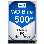 WESTERN DIGITAL WD Blueシリーズ 2.5インチ内蔵HDD 500GB SATA 5400rpm7mm厚 WD5000LPCX