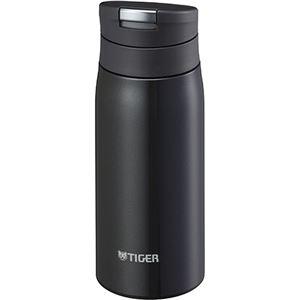 タイガー魔法瓶 ステンレスミニボトル ≪サハラマグ≫ 0.35L ランプブラック MCX-A035KL