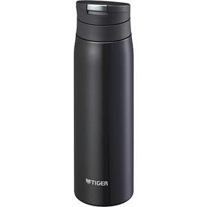 タイガー魔法瓶 ステンレスミニボトル ≪サハラマグ≫ 0.50L ランプブラック MCX-A050KL
