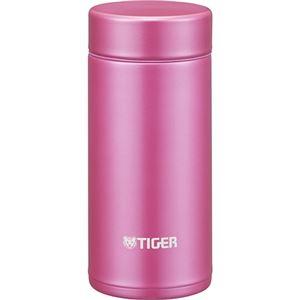 タイガー魔法瓶 ステンレスミニボトル ≪サハラマグ≫ 0.2L パウダーピンク MMP-J020PP
