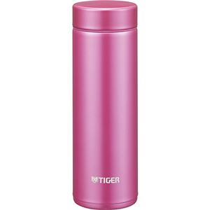 タイガー魔法瓶 ステンレスミニボトル ≪サハラマグ≫ 0.3L パウダーピンク MMP-J030PP
